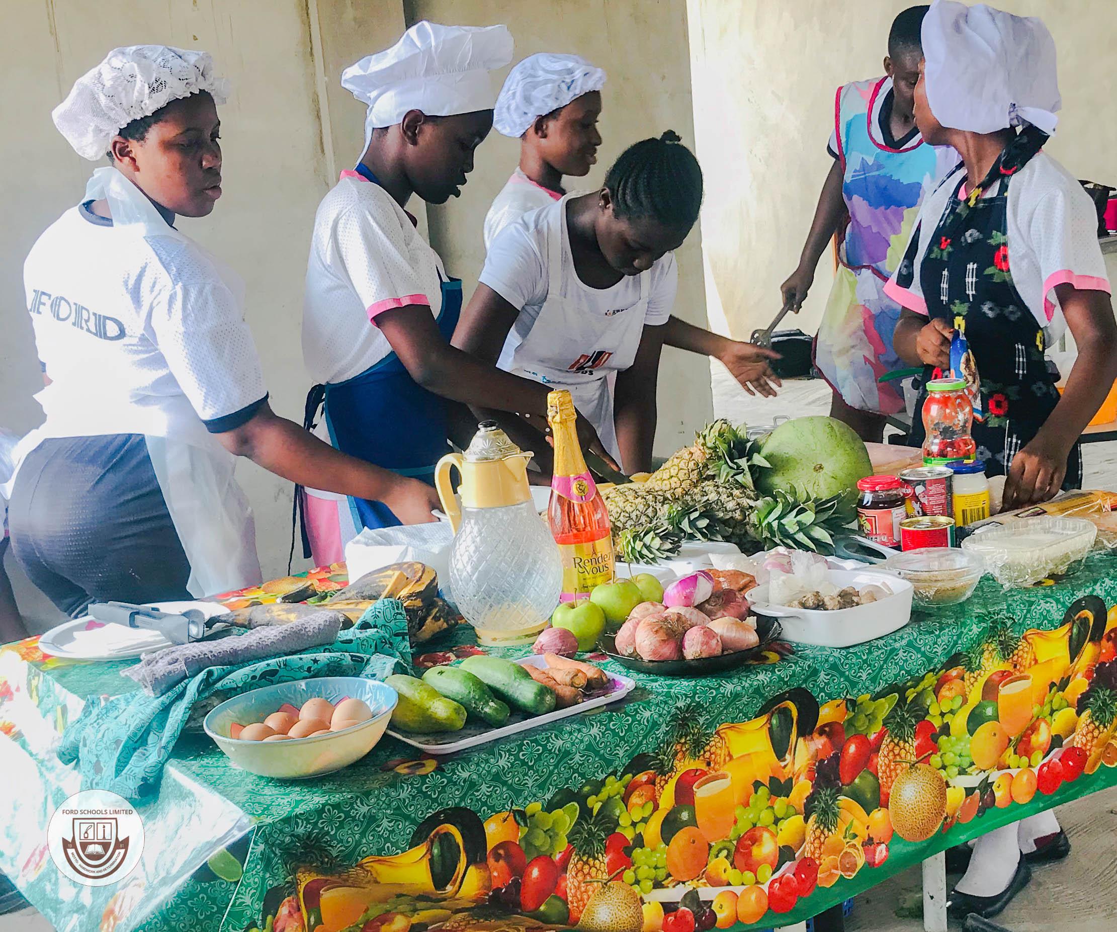 Practicals (Cooking)